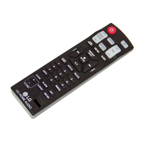 OEM LG Remote Control Originall Shipped With: CM9550, CM9550FB