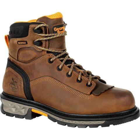 #GB00391, Georgia Boot Carbo-Tec LTX Waterproof Composite Toe Work Boot