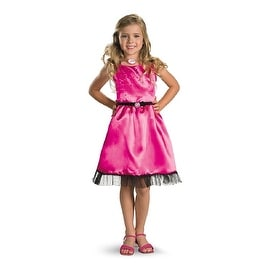 Disney Sharpay's Fabulous Adventure Child Costume Size M (7-8)
