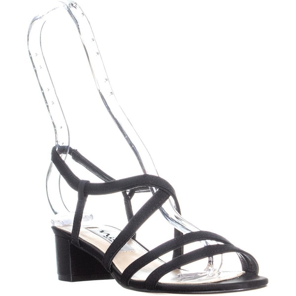 ddfaffc5a30 Shop Nina Gaelen Strappy Block Heel Sandals