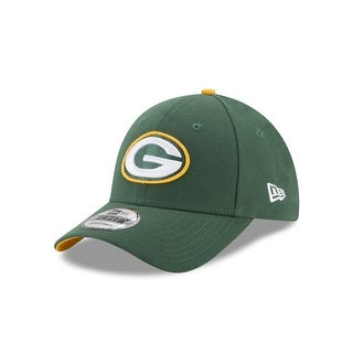 New Era Mens The League Green Bay Packers, Green, Os