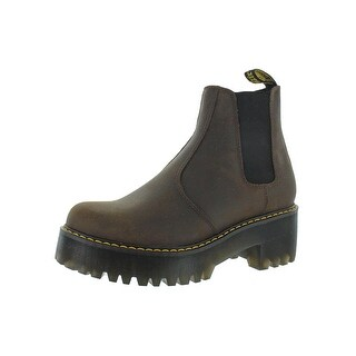 58944cf2c58 Shop Dr. Martens Womens Rometty Chelsea Boots Leather Casual - Free  Shipping Today - Overstock - 28068627