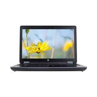 """HP ZBook 15 G2 Core i7-4810QM 2.8GHz 16GB RAM 256GB SSD DVD-RW Win 10 Pro 15.6"""" FHD Mobile Workstation (Refurbished)"""
