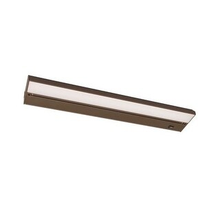 """AFX NLL222 LED Energy Star 22"""" Under Cabinet 120v Low Profile Task Light from the Noble NLL2 Collection"""