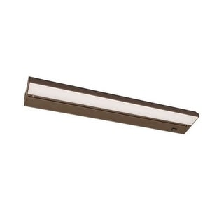 """AFX NLL402 LED Energy Star 40"""" Under Cabinet 120v Low Profile Task Light from the Noble NLL2 Collection"""