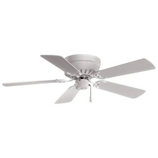 "MinkaAire Mesa 42 5 Blade 42"" Close-to-Ceiling Fan - Blades Included"