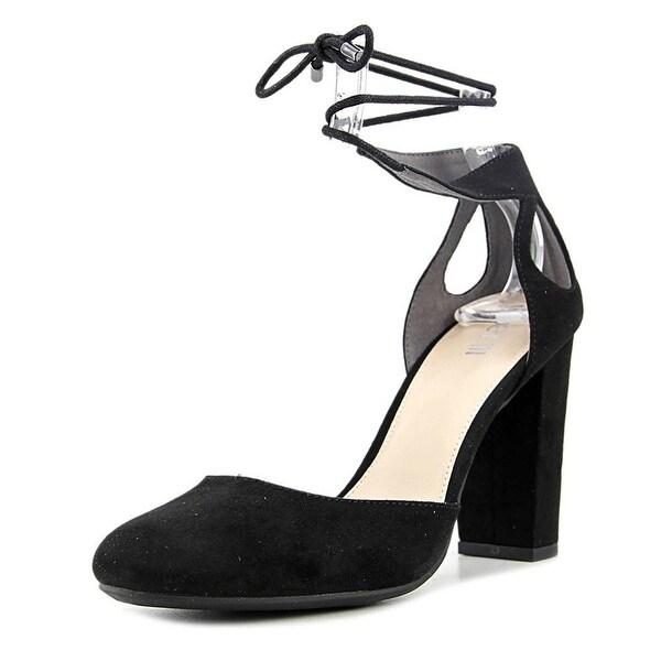 Bar III Womens Sabrina Closed Toe Casual Ankle Strap Sandals