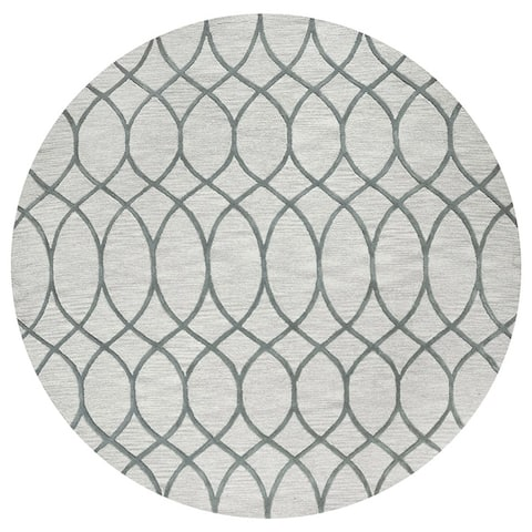 Berlin Collection Geometric Rug