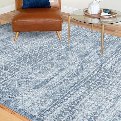 Alise Rugs Mayson Transitional Moroccan Area Rug