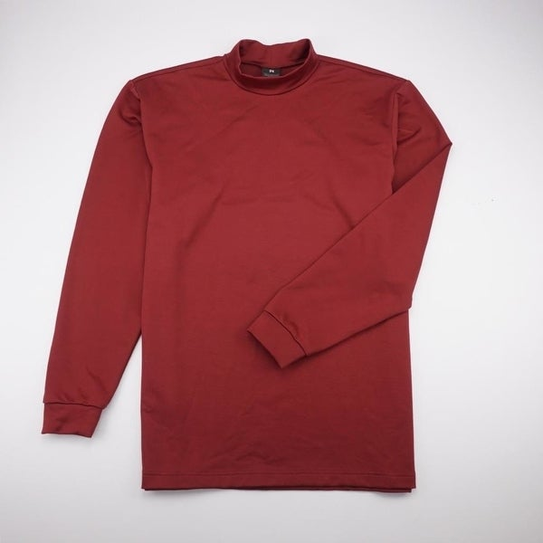 b1187723 Shop NIKE GOLF Dri Fit Pullover TurtleNeck Athletic Shirt Jacket ...