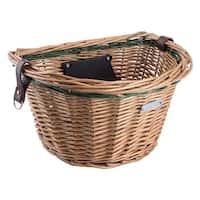 SUNLITE Basket Front Wicker Honey-Gn Qr