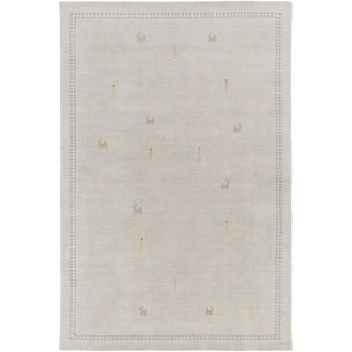 Hand Loomed St.Neots Wool Area Rug