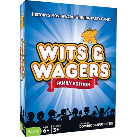 Wits & Wagers: Family Edition - Multi