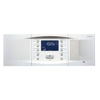 NuTone NM100 Master Intercom Station from NM Series Intercoms - White