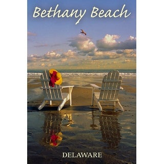 Shop Bethany Beach De Adirondack Chairs Lp Photography