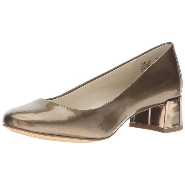 Anne Klein Womens Hallie Closed Toe Classic Pumps