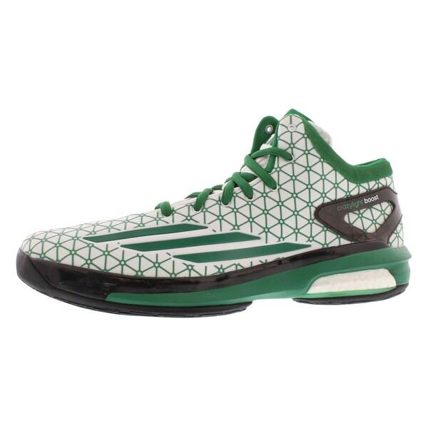 Adidas Asp Crazylight Boost Smart Basketball Men's Shoes - 14 d(m) us