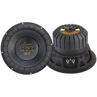 Max 8'' 600 Watt Small Enclosure 4 Ohm Subwoofer