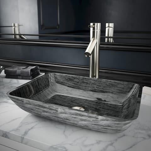 VIGO Dior Vessel Bathroom Faucet