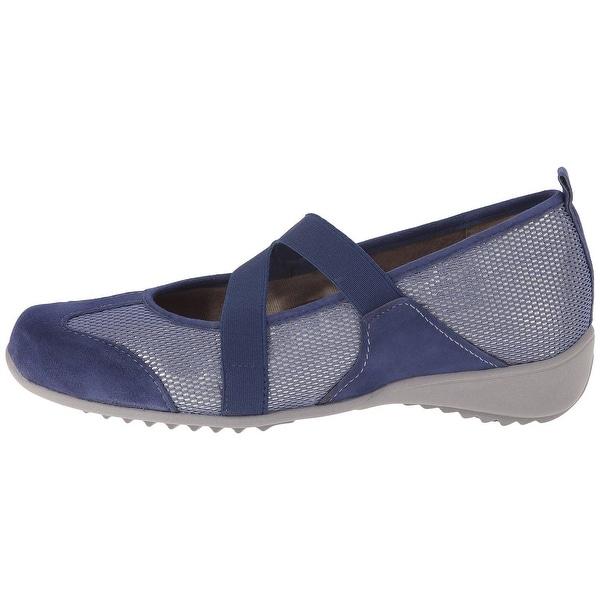 Shop Munro Womens Zip Round Toe T-Strap Mary Jane Flats - Free ...