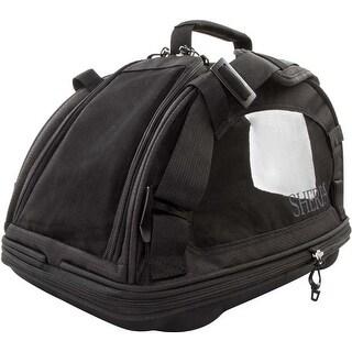 Medium-Black - Sherpa Travel Comfort Ride Pet Carrier