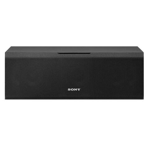 Sony SS-CS8 2-Way 3-Driver Center Channel Speaker (Black)