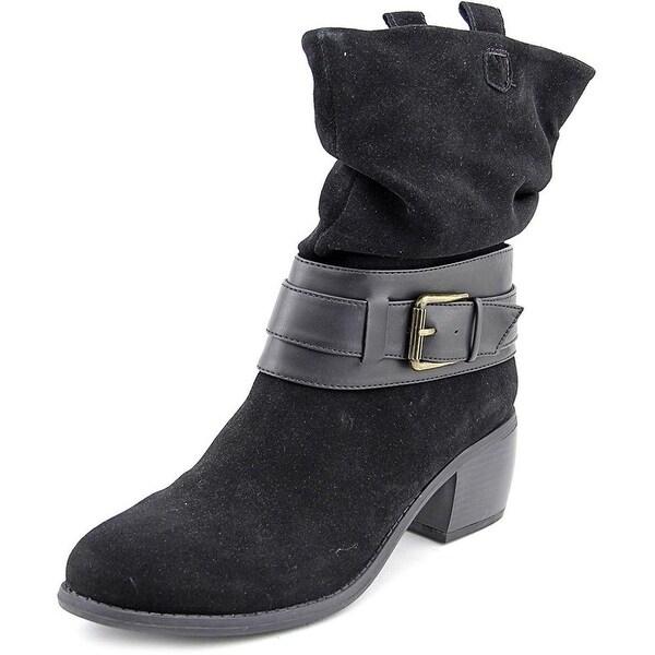 Kenneth Cole Reaction Women's Mild Calf Moto Boots