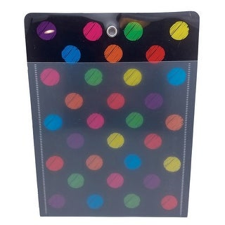 Smart Poly Pocket Chalk Dots 10X13
