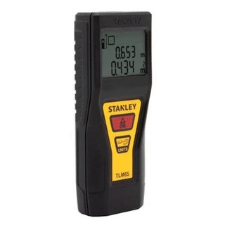Stanley STHT77032 Laser Distance Measurer, 65'