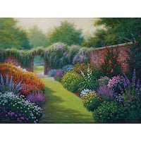 Secret Garden 1000, 1,000 Piece Puzzles by White Mountain Puzzles