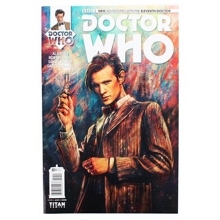 Doctor Who: The Eleventh Doctor #1 - multi