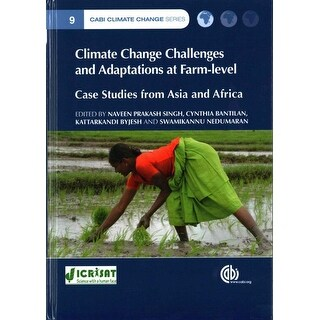 Climate Change Challenges and Adaptations at Farm-level - Cynthia Bantilan, Kattarkandi Byjesh, et al.