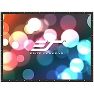 Elite Screens DIY148RV1 DIY Pro Portable Outdoor Do-It-Yourself (Refurbished)