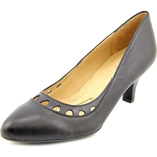 Naturalizer Dagley Women W Pointed Toe Leather Heels