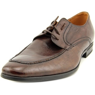 Florsheim Burbank Moc   Square Toe Leather  Oxford