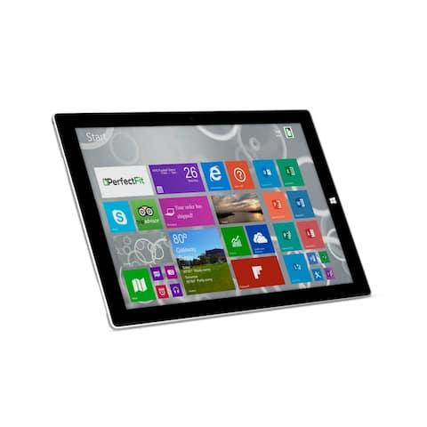 "Microsoft Tablet Intel Core i5-4300U X2 1.9GHz 12"",Silver (Certified Refurbished)"