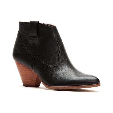 Frye Reina Leather Bootie