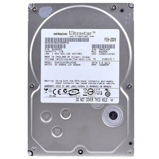 "HGST HUA721010KLA330-NDW-RC 1TB 7.2K RPM 3.5"" SATA(Refurbished) - silver"