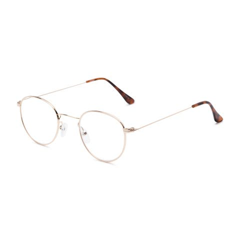 Readers.com The Abraham Round Reading Glasses