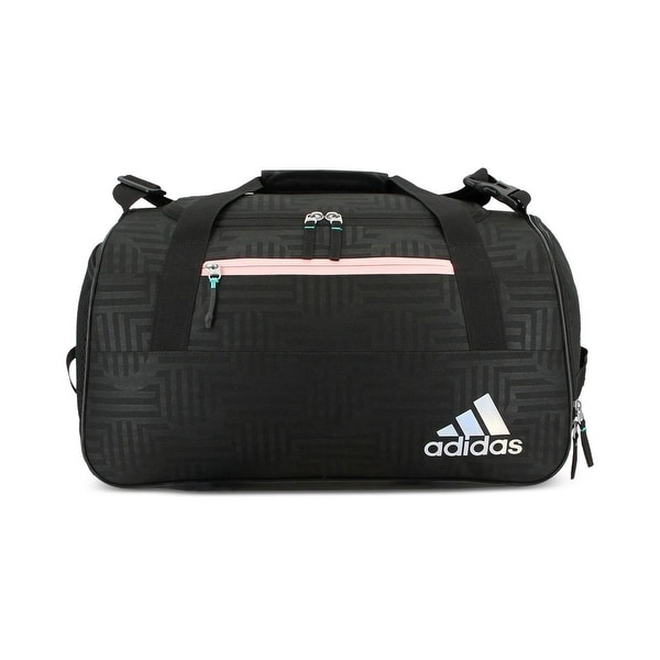 Shop Adidas Womens Squad Duffle Bag Mesh Zipper - Ships To Canada ... 44641eef51