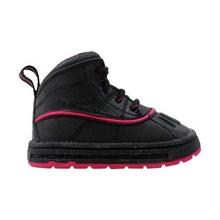 big sale adf0e 78708 Shop Nike Woodside 2 High Black Black-Fireberry Toddler 524878-001 Size 4.5  Medium - Free Shipping On Orders Over  45 - Overstock - 27601157