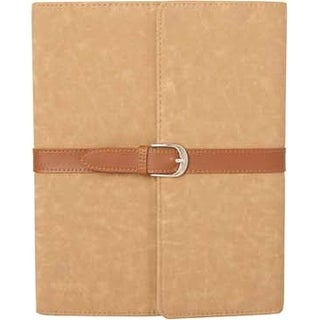 Urban Factory EXS01UF Urban Factory Carrying Case (Portfolio) for iPad - Beige - Nubuck