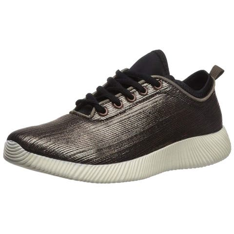 6834c640b5 Qupid Womens SpyRock -08 Fabric Low Top Lace Up Fashion Sneakers