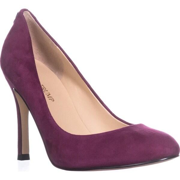 Ivanka Trump Janie4 Classic Pumps, Dark Pink