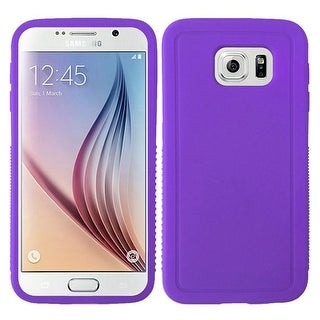 Insten Rugged TPU Rubber Candy Skin Case Cover For Samsung Galaxy S6