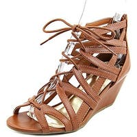 Material Girl Womens Hera Open Toe Casual Platform Sandals