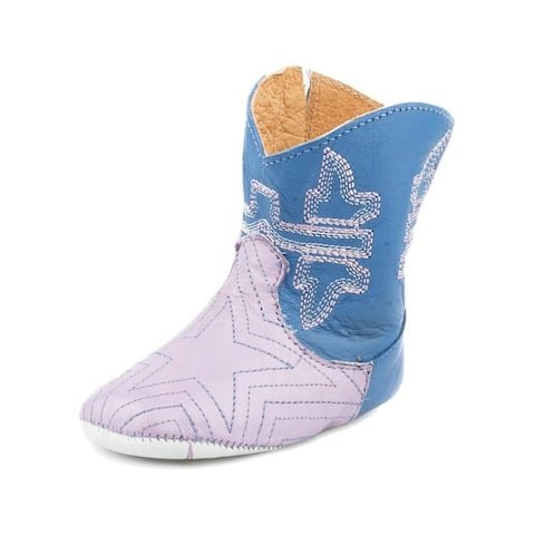 Tin Haul Western Boots Girl Starstitch Multi-Color