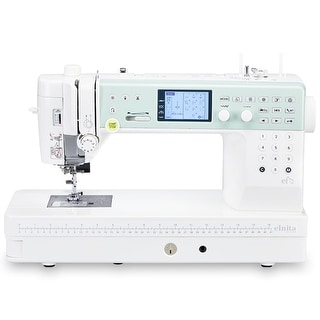 "Link to Elna Elnita EF72 Computerized High Speed Sewing and Quilting Machine - 1"" x 1"" x 1"" Similar Items in Sewing & Quilting"