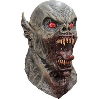 Adult Ancient Nightmare Orc Horror Halloween Mask - standard - one size