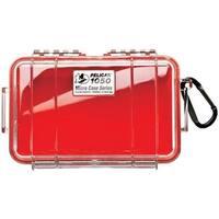 Pelican 1050025170 1050 Micro Case - red